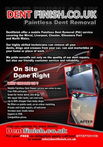 dent removal chester