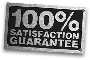 paintless dent repairs satisfaction guarantee